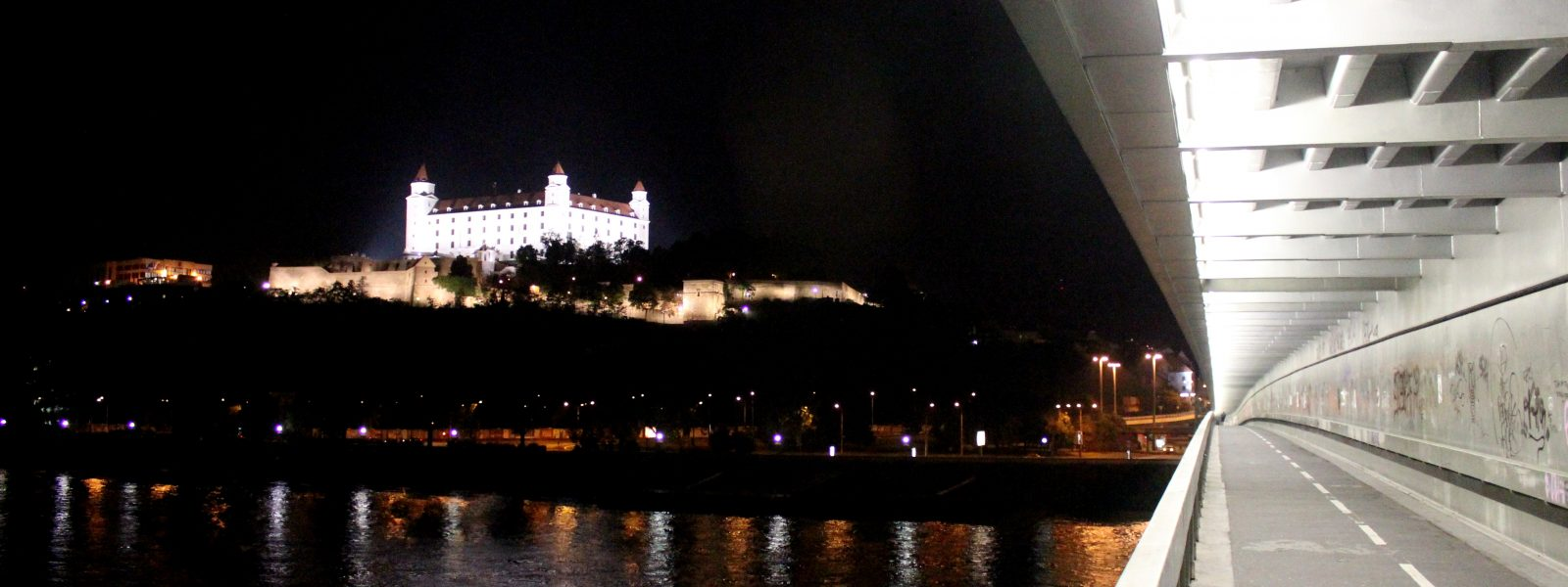 Bratislava, le temps de quelques jours !
