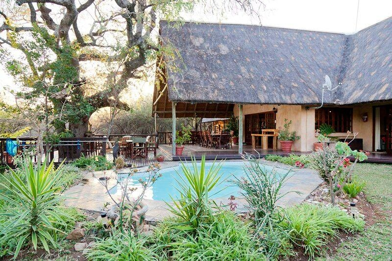 Needles Safari Lodge | Marloth Park