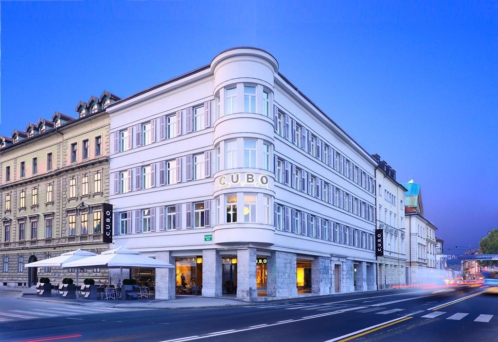 Hotel Cubo | Ljubljana